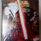 "Innovative Designs Disney Star Wars ""The Force Awakens"" Rey and Kylo Ren - 1"" 3-Ring Binder - NEW!"