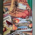 RECIPE BOOKS - 4 VOLUME SET with CASE - ARTWORK BY WOOD RIVER GALLERY!!