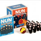 Nun Bowling: It's Sinfully Fun! (Mega Mini Kit) by Running Press!