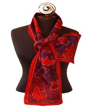 Maple Leaf Design Neckerchief #103