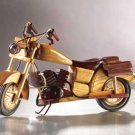 wood Model Motorcycle