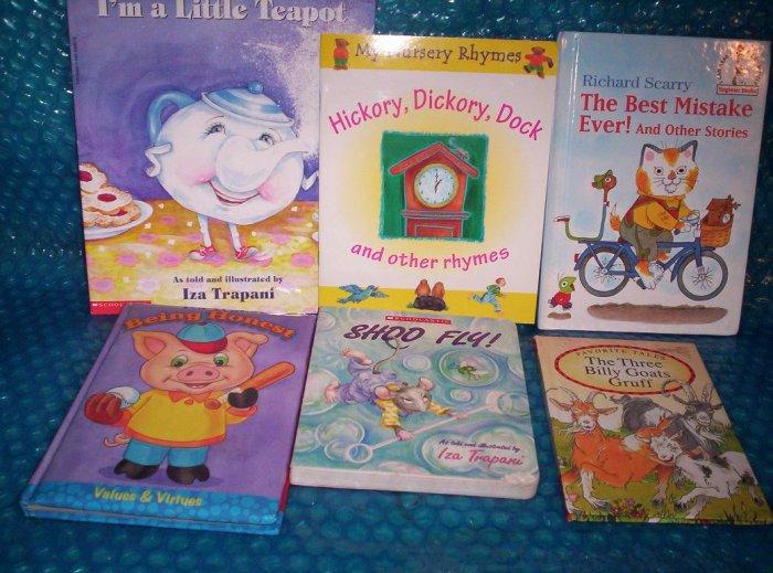 CHILDRENS  BOOKS                                stk#(430)