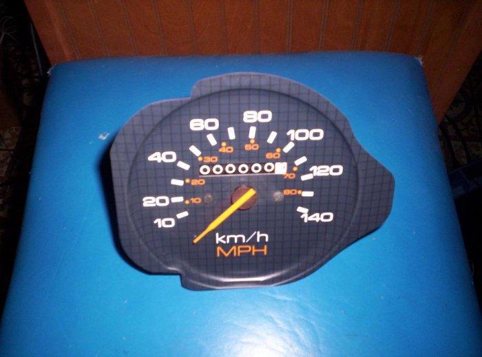 speedometer pontiac1988  Firebird                (22)