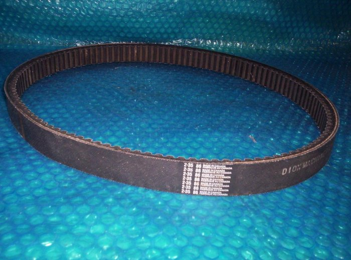 DION  MACHINERIES  BELT    N-10P  180    (360)