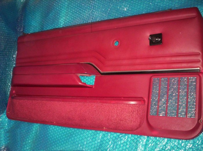 Driver side Interior Door panel Ford Tempo 94 (R7)