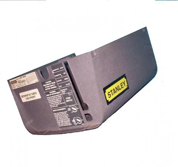 STANLEY garage door opener COVER    stk#(248)