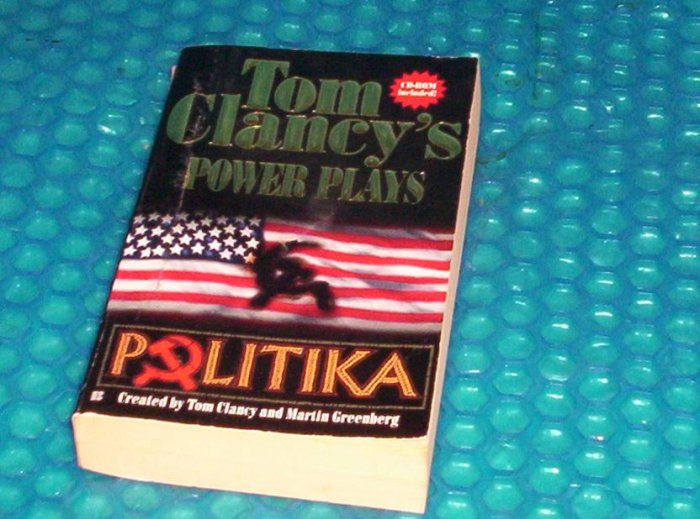 Tom Clancy's Power Plays  POLITIKA  0425162788  (635)