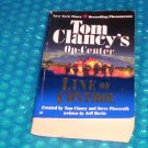 Tom Clancy's Op-Center Line of Control 0425180050 (639)