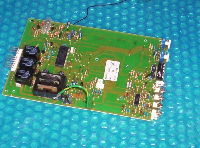 STANLEY CONTROL BOARD 3300 (593)