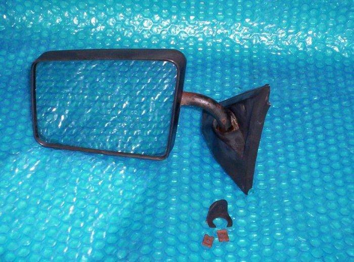 S10 BLAZER Driver Side View  Mirror LH 128-02391BL stk#(587)