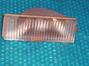 jeep cherokee xj front driverside turn signal     ( 794)