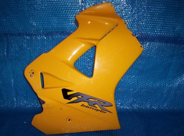 98 - 00 HONDA VFR 800 INTERCEPTOR   Side Panel   (904)