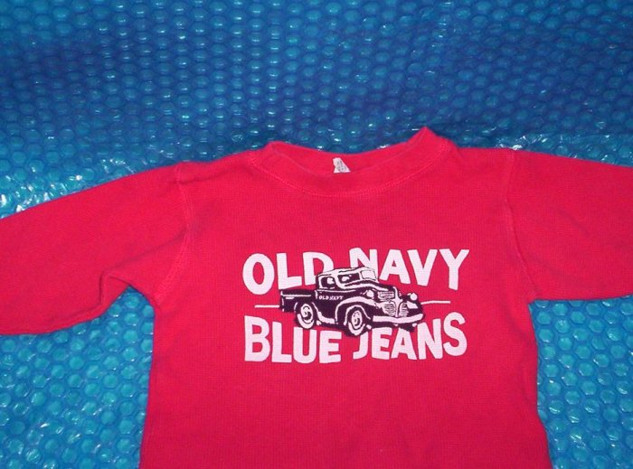 Old Navy Toddler Sweat shirt           stk#(919)