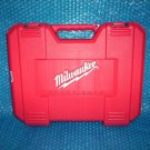 MILWAUKEE  TOOL  CASE 5378-21      stk#(927)