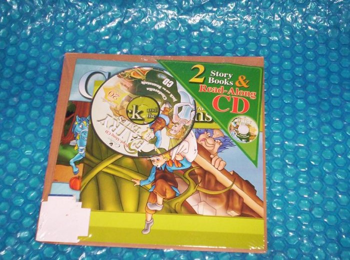 Read Along CD Fairy Tales                stk#(286)