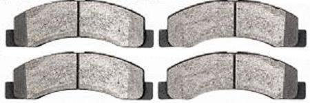 Ford F250 Front Disc Brake  Pads   MKD756  (1109)