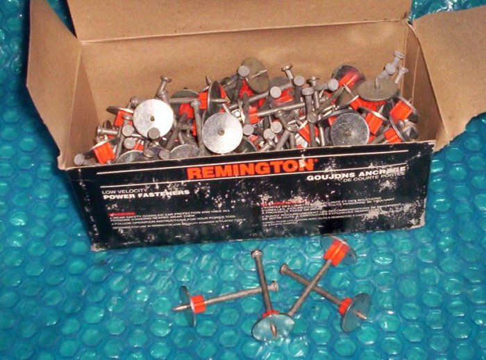 Remington Power Fasteners  SPW250       stk#(1130)
