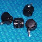 "Swivel Casters 1"" set of 4 stk#(1208)"