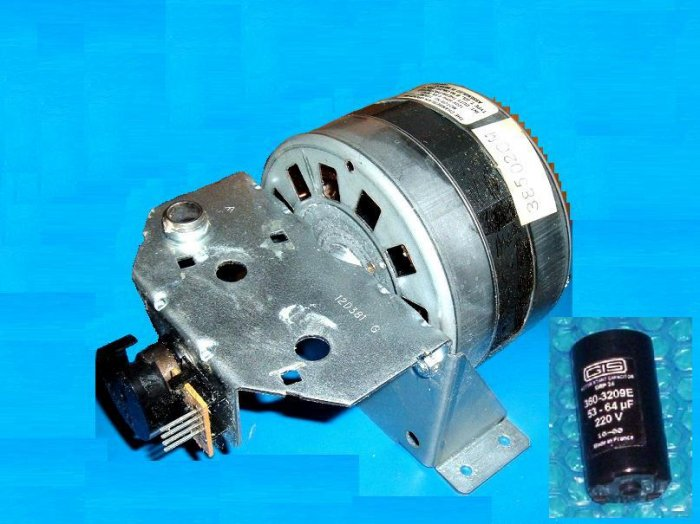 Liftmaster 1 3 Hp Motor 123d0100 To 1 2hp Upgrade Stk 688