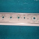 AMANA Washer LWA80AW  - CONTROL PANEL  Face Cover  # 38558W  stk#(1264)
