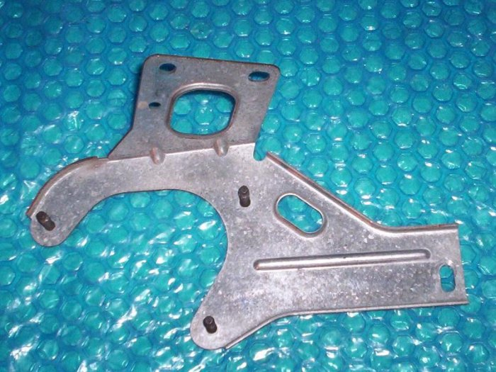 FORD TEMPO seatbelt motor MOUNT  1994 RH 1CM 492 20  stk#(662)