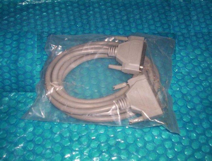 DB37 Serial Cable      DB37  Female/ DB37 Female   stk#(665)