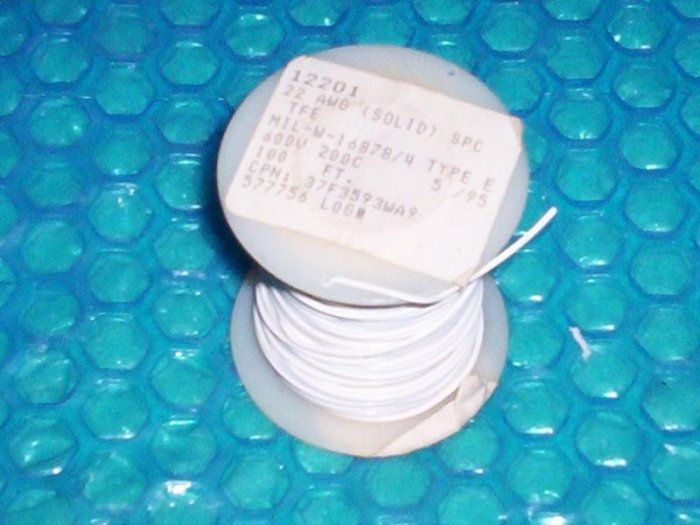 Wire MIL-W-16878/4 (M16878/4) Type E  stk#(700)