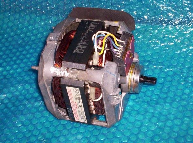 Whirlpool washer motor p n 3349644 mml c68pxdbz 3290 for Whirlpool washer motor price