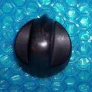 Charbroil Grill, Black control knob  part# 7000309 ,model 463351305 stk#(1478)