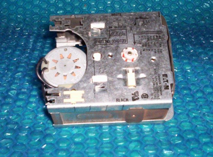 Whirlpool/Kenmore Washer model 110.82781100 Timer P/N 3349079 stk#(1615)