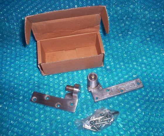 Commercial Door Offset Pivot, 3/4 Inch Jamb Mounted Bottom Pivot LH  stk#(1619)