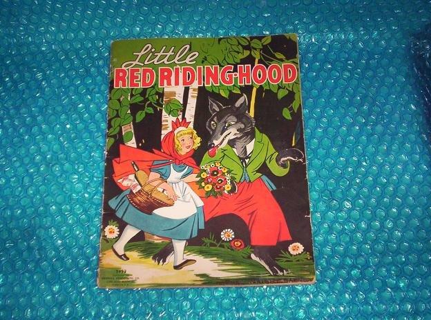 Little Red Riding Hood #3433   Merrill Publishing   stk#(1752)