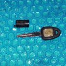 lincoln town car 1997 Glove box lock cylinder w/key    stk#(1772)