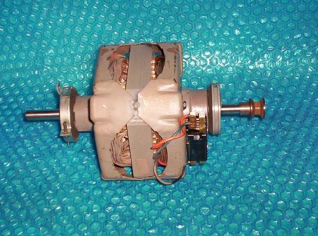 General Electric Dryer T Motor 5KH47BT289,  WE17X32  stk#(1830)
