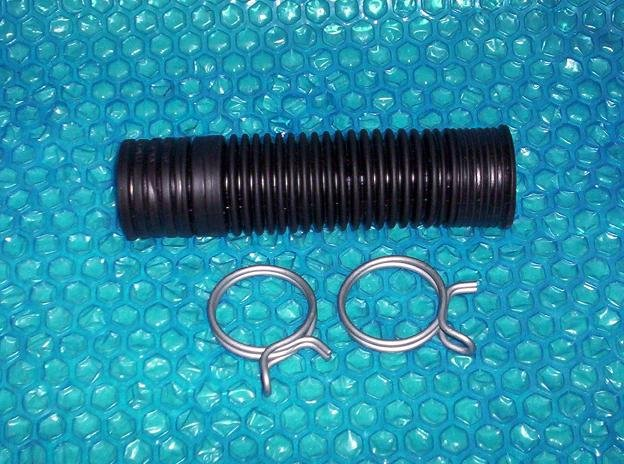 WHIRLPOOL WASHER HOSE- TUB OUTLET TO PUMP  #3951449  stk#(1839)