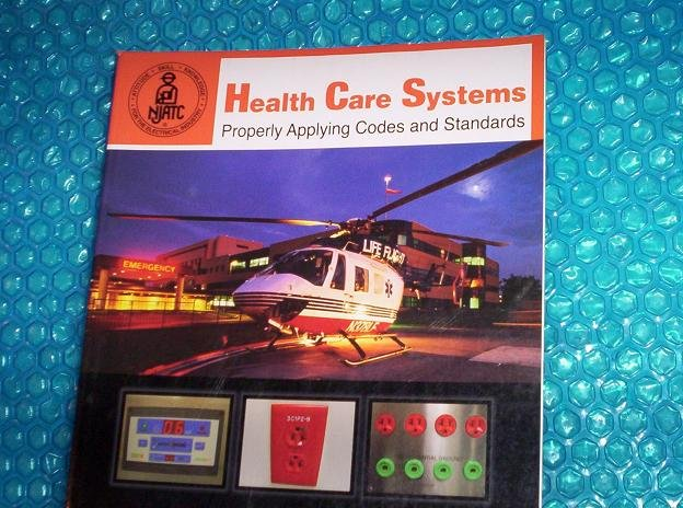 HEALTH CARE SYSTEMS NjatcTextbook S498 stk#(1857)