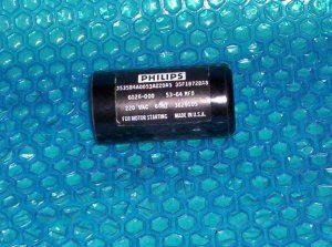 Philips Capacitor 3530b4a0053a220a5 53 64 Mfd Stk 256