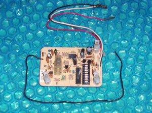 Challenger Garage Opener Ch1000 Receiver Board Stk 2348