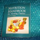 Nutrition HandBook For Nursing Practice   stk#(2375)