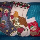 Christmas Stockings stk#(2498)