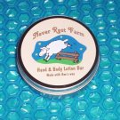 Hand & Body Lotion Bar  w/real Bee&#39;s Wax stk#(2508)