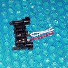 Black&Decker 18v  Battery operated circular saw Battery plug terminal mount #90508884  stk#(2562)