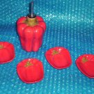 Pepper Dipping Set by Baum Bros. Imports-(2579)