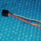 Ford Motocraft Fan Switch  Plug Wire  stk#(2655)