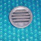 Leigh Deluxe aluminum Mini Vent caps stk#(2668)