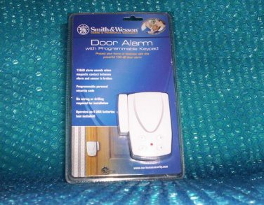 Smith & Wesson Entry Alarm with Keypad  - 050104 stk#(2704)