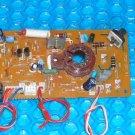 Mitsubishi PCB-CRT Board, Red  240A35301  stk#(2854)
