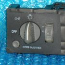 CHEVROLET  Headlight Switch 15013005 stk#(1917)a