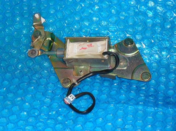 Mazda  626 Trunk Latch Solenoid Assembly  stk#(3064)