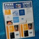 HP No 15 Twin Pack Inkjet Print Cartridges C6653AN Black stk#(3035)